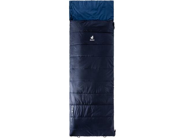 deuter Orbit SQ +5° Sleeping Bag navy/steel